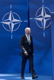 Участники саммита НАТО заявили, что Украина в будущем сможет стать членом альянса