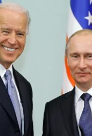 Президент Латвии «подготовил» президента США к встрече с Владимиром Путиным