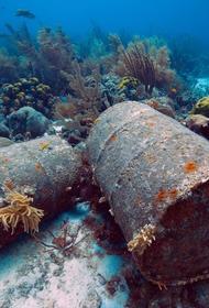 Экологи хотят определить точное местонахождения захороненных в море бочек с токсичными веществами
