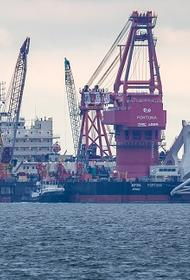 WP: Байден отказал Госдепартаменту в введении санкций против Nord Stream 2