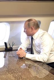 Путин вылетел в Швейцарию на встречу с Байденом