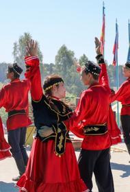 Празднование Сабантуя в Кунашакском районе собрало больше 10 тысяч человек