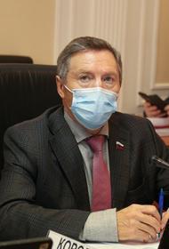 Тимченко подтвердил, что Королёв написал заявление о сложении полномочий сенатора от Липецкой области