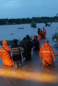 Аксёнов сообщил о введении в Крыму режима ЧС после сильных дождей