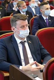 В краевом парламенте подвели итоги годовой работы молодых депутатов Кубани
