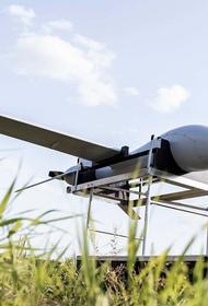 Появилось видео с 3D-графикой, на котором украинская авиаракета уничтожает российский беспилотник «Орион»
