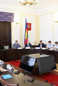 Депутаты ЗСК подняли вопрос о наращивании карты железнодорожных маршрутов