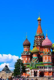 Из-за жары Гидрометцентр объявил в Москве жёлтый уровень погодной опасности