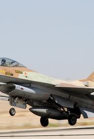 Сайт Avia.pro: F-35 Израиля могли проверить возможность прорыва через сирийское пространство, подконтрольное российским ПВО и ВКС