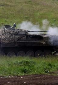 Село на юге Донецкой республики обстреляли украинцы из пушки БМП и АГС