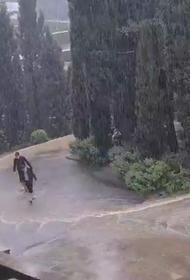 Веб-камеры в Крыму набирают популярность из-за наводнений