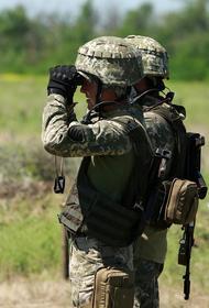 Военный аналитик Кнутов: армия России сдерживает Украину от наступления на ДНР и ЛНР