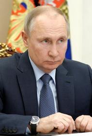 Путин заявил, что привиться от коронавируса – лучше, чем болеть