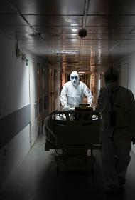 В Хабаровском крае скончались три пациента с COVID-19