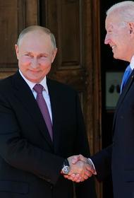По мнению американцев, Байден вёл себя как слабак на саммите с президентом России