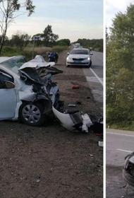 Трое взрослых и ребенок погибли при аварии в Хабаровском крае