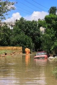 Глава администрации Ялты сообщила о 24 пострадавших и двух пропавших без вести  после подтопления