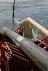 Темп строительства нитки «А» «Северного потока 2» значительно снизился