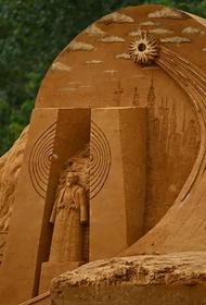 Сегодня в Челябинске откроется выставка песочной скульптуры
