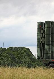 Появилось видео с компьютерной графикой, на котором изображено уничтожение российского С-400 американской ракетой