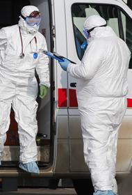 Хабаровский край попал в «Красную зону» распространения коронавируса