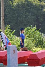 22 июня на Кубани захоронят останки красноармейцев
