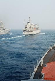 Портал The Drive назвал «тревожным сигналом» для США отработку флотом России условного уничтожения авианосца в Тихом океане
