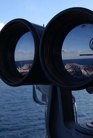 Обнародован маршрут эсминца ВМС Великобритании, нарушившего границу у Крыма