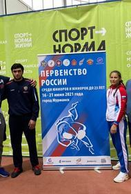 Южноуральские дзюдоисты завоевали две золотых медали