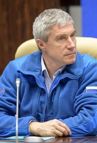 Как увольняли из «Роскосмоса» Сергея Крикалёва