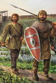 Благородные праславяне-вандалы
