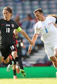 Хорватия в плей-офф, а Шотландия - домой 3:1