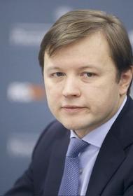 Заммэра Ефимов: В 2020 году на Москву пришлась четверть российского экспорта микросхем и плат