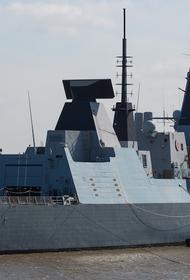Эсминец ВМС Великобритании Defender вошел в порт Батуми