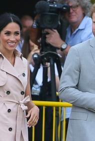 Принц Гарри один прилетел из США в Лондон для участия в открытии памятника его матери принцессе Диане