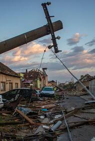 Торнадо в Чехии стал самым мощным из зарегистрированных смерчей за последние 900 лет