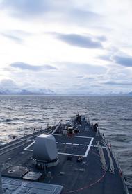 Ракетный эсминец США Ross направился в Черное море для участия в учениях Sea Breeze