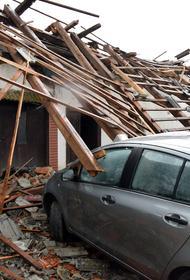 Более 60 жилых домов подлежат сносу после торнадо на юго-востоке Чехии