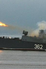 Российские корабли и авиация проводят учения близ расположения британского авианосца Queen Elizabeth