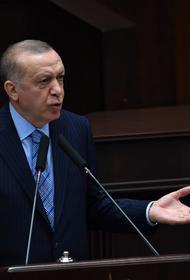 Эрдоган: Канал «Стамбул» построят через шесть лет за 15 млрд долларов