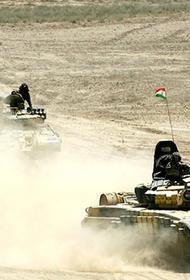 Войска Таджикистана приведены в состояние повышенной боевой готовности
