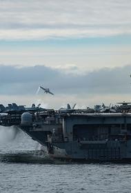 Портал 19FortyFive: российский флот способен уничтожить любой авианосец США