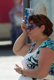 Суровая июньская жара спадёт уже на следующей неделе