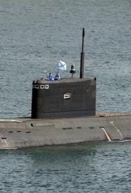 ДЭПЛ «Магадан» проходит ходовые заводские испытания в Балтийское море