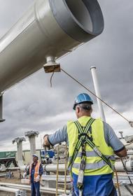 «Фортуна» уложила за сутки 1340 метров трубы на газопроводе «Северный поток 2»