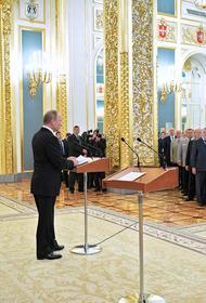Путин: Новые - МБР «Сармат», гиперзвуковая ракета «Циркон» и ЗРС С-500 скоро будут поставлены на боевое дежурство