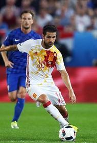 Хорватия проиграла Испании 3:5