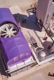 В Шотландии появится завод по извлечению из воздуха углекислого газа