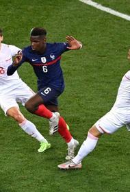 Франция — Швейцария: основное время - 3:3 (по пенальти: 4:5)