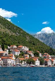 В Черногории во время купания в Адриатическом море утонул пожилой россиянин